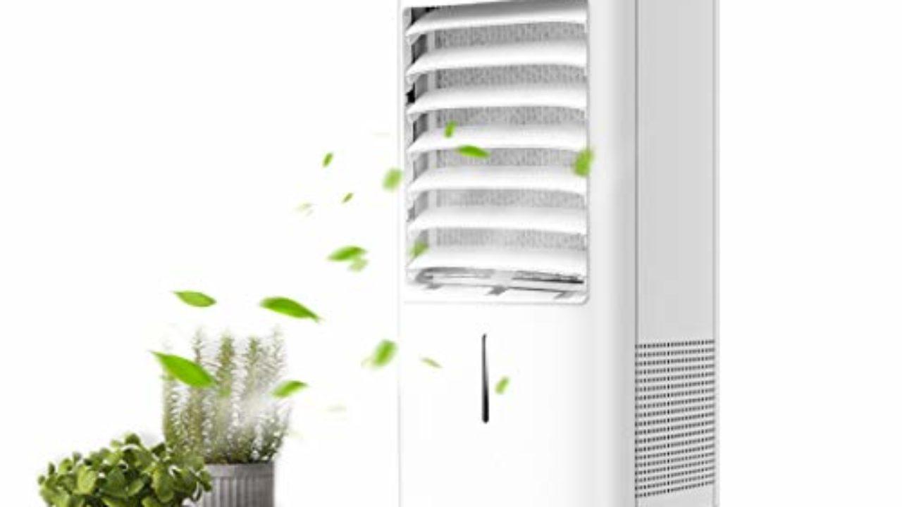 Mobile Klimaanlage Multifunktions Air Cooler 20V, tragbar Desktop